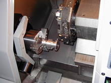 CNC Machining in Action